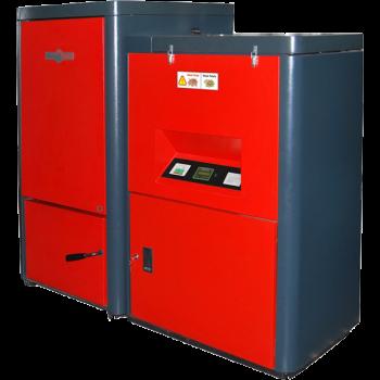 Пелетен котел Pelletherm v.2 30÷45kW