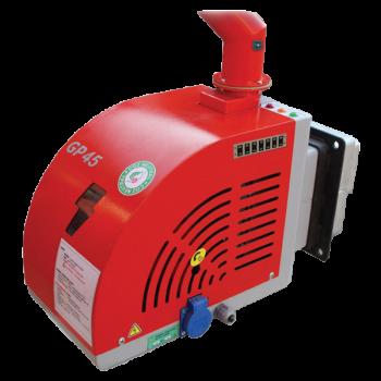 Пелетна горелка Ерато GP45 - II генерация